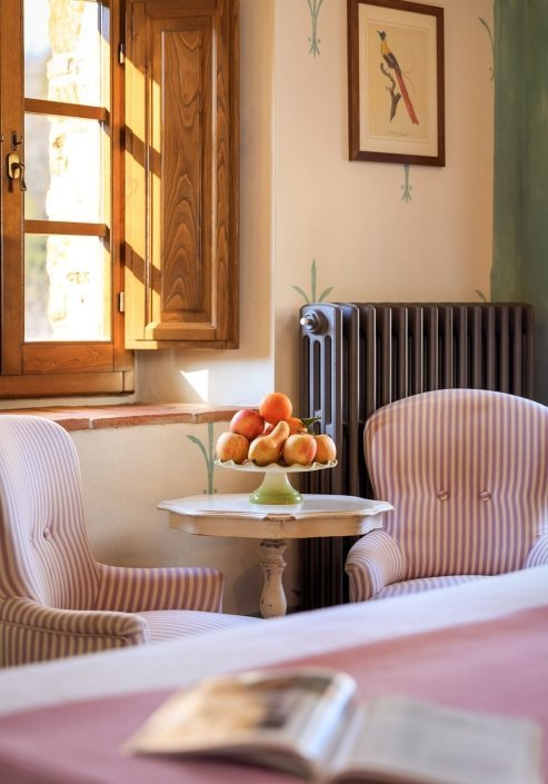 Suite I Cipressi Le Lappe Relais in Tuscany