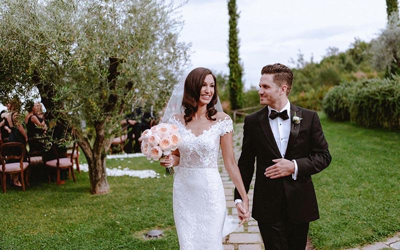 Matrimoni a Le Lappe Relais Toscana