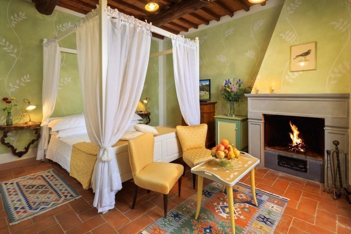 Suite Le Acacie | Le Lappe Relais in Tuscany