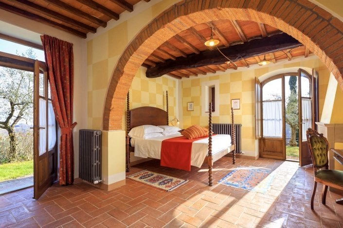 Suite I Castagni Le Lappe Relais in Tuscany