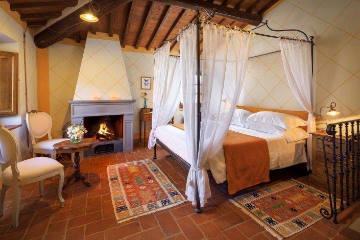 Suite I Corbezzoli Le Lappe Relais in Tuscany