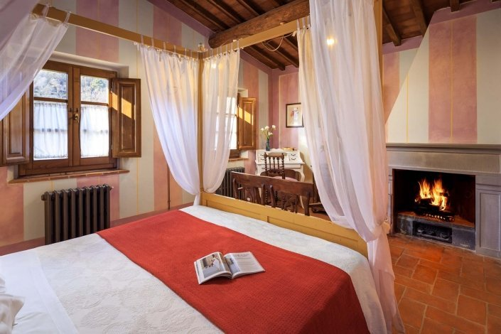 Suite Le Eriche | Le Lappe Relais in Tuscany