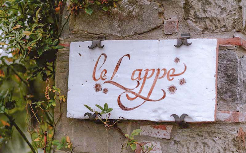 The Origins of Le Lappe Relais in Tuscany