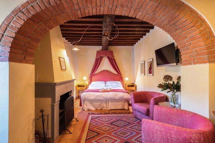 Suite Le Querce Le Lappe Relais Toscana