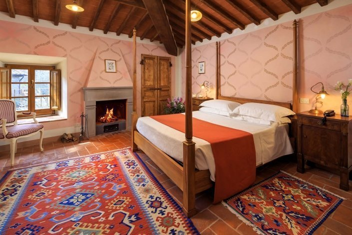 Suite I Lecci Le Lappe Relais in Tuscany