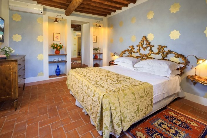 Suite I Pini Le Lappe Relais in Tuscany