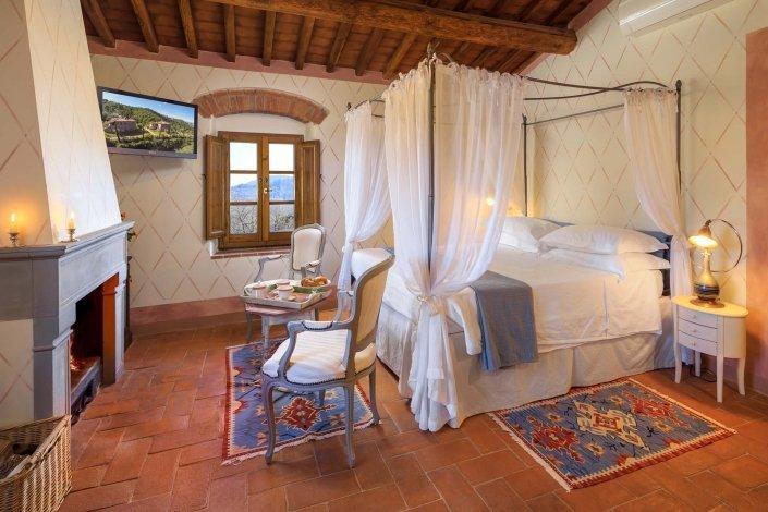 Suite I Tigli | Le Lappe Relais in Tuscany