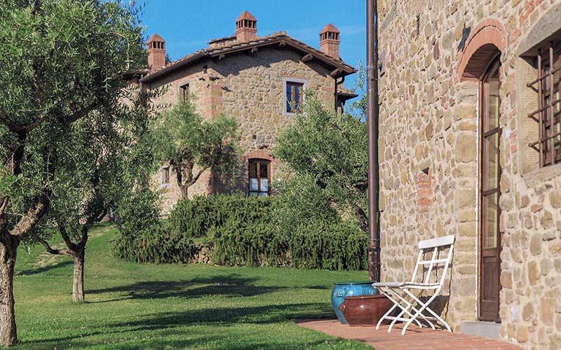 Le Lappe Relais in Tuscany